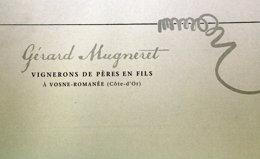 Billede til producenten Domaine Gérard Mugneret