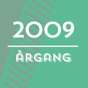 Billede til varegruppe 2009
