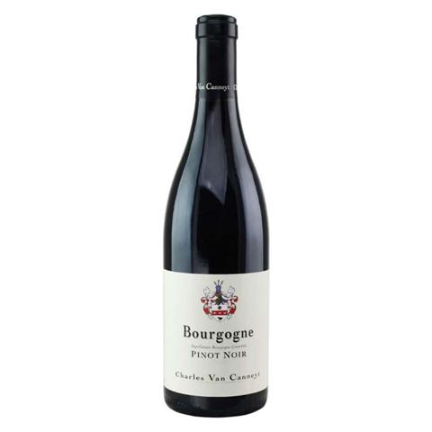 Billede af Charles Van Canneyt Bourgogne Pinot Noir 2018