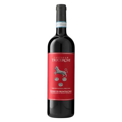Castello Tricerchi Rosso di Montalcino DOC 2016