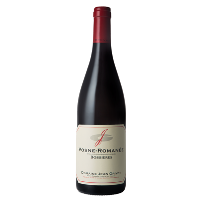 """Domaine Jean Grivot Vosne-Romanée """"Bossières"""" 2018"""