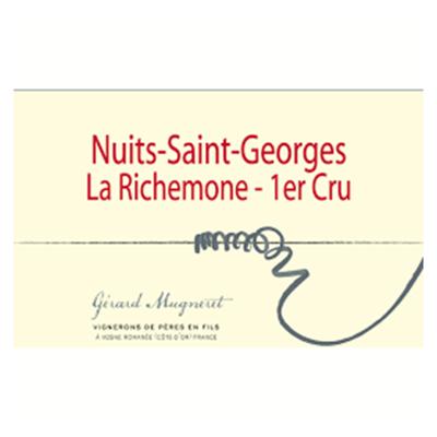 Gérard Mugneret Nuits-Saint-Georges La Richemone 1er Cru 2018
