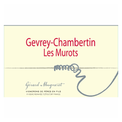Gérard Mugneret Gevrey-Chambertin Les Murots 2018