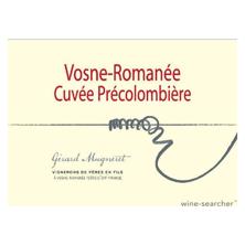 Gérard Mugneret Vosne-Romanée Cuvée Précolombière 2018
