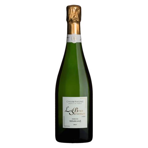 Billede af Le Brun Servenay Champagne Cuvée Mélodie en C Grand Cru Blanc de Blancs
