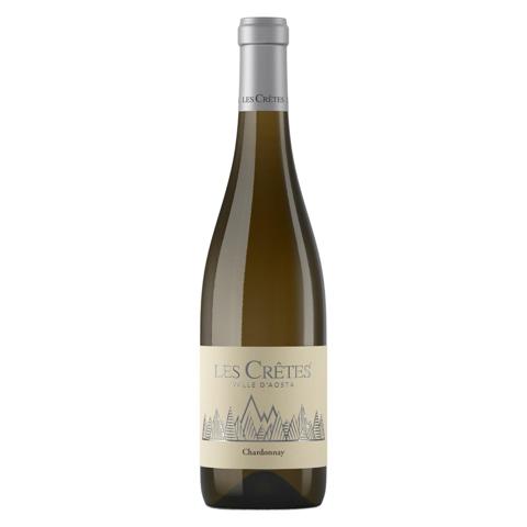 Billede af Les Crêtes Valle d'Aosta Chardonnay DOC 2018