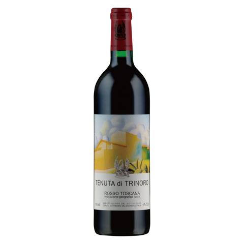 Billede af Tenuta di Trinoro Rosso di Toscana IGT 2015 1,5L