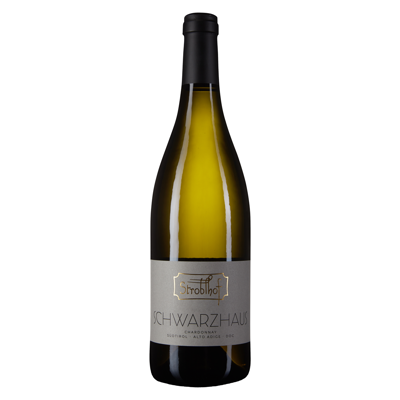 "Stroblhof Südtiroler Chardonnay ""Schwarzhaus"" DOC 2018"