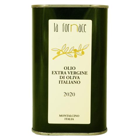 Billede af La Fornace Olio Extra Vergine di Oliva 2020 0,5L