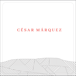 Billede til producenten César Márquez Pérez