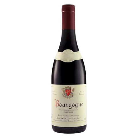 Billede af Domaine Hudelot-Noëllat Bourgogne Pinot Noir 2019