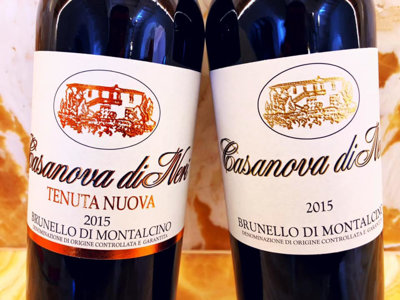 Winemakers Dinner - Casanova di Neri  - Formel B - 27. oktober 2021 kl. 1830