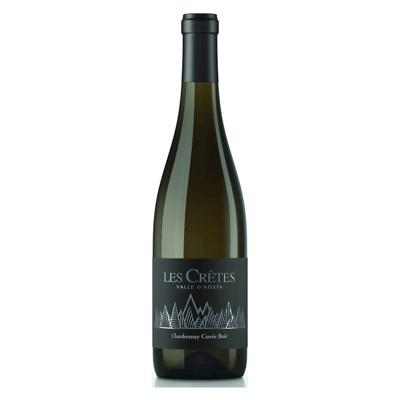 Les Crêtes Valle d'Aosta Chardonnay Cuvee Bois DOC 2019
