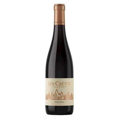 Les Crêtes Valle d'Aosta Pinot Noir DOP 2020