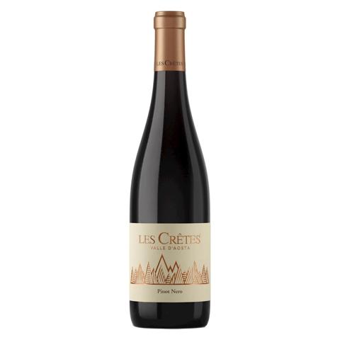 Billede af Les Crêtes Valle d'Aosta Pinot Noir DOP 2020